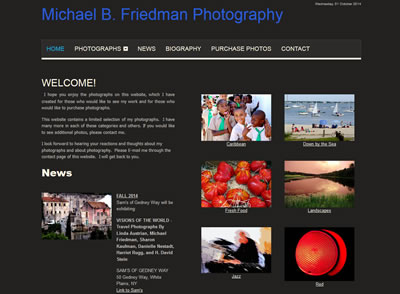 Michael B Friedman Photography 400w